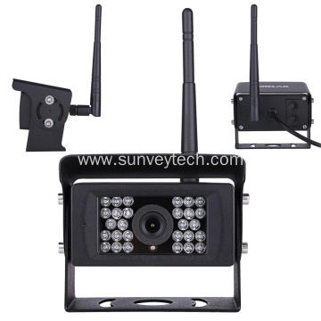 Vehicle  Safety Vision Equipment  Rearview System Wi-Fi Camera